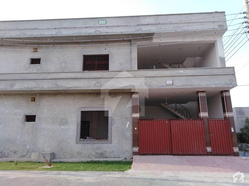 6 Marla Corner Triple Story House For Rent