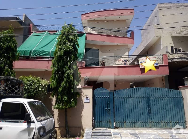 10 Marla Residential Lower Portion Is Available For Rent At Wapda Town Phase 1 Block H4 At Prime Location