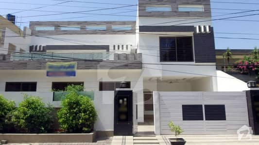 1 Kanal House For Sale In Ata Turk Block Of Garden Town
