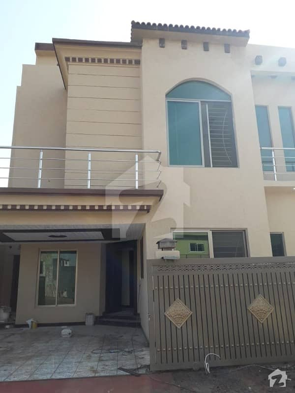 Brand New Double Unit House For Sale On Height Location In Bahria Town Phase 8 Abu Bakr Block