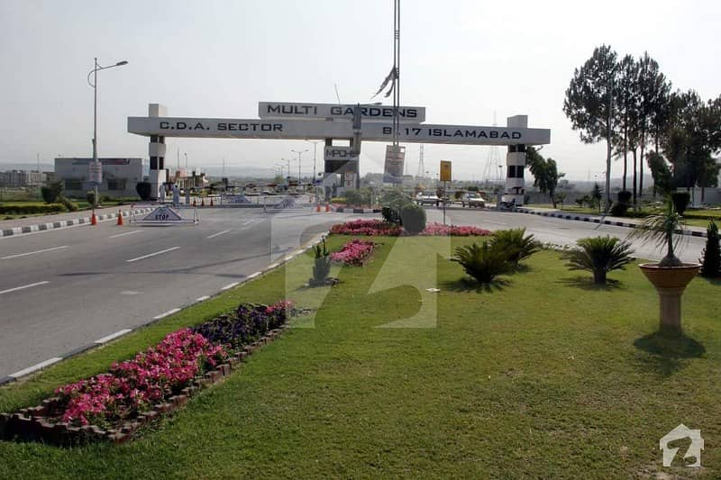 Block F Residential Plot Is Available For Sale