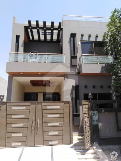 5 Marla Brand New House For Sale In Tulip Block