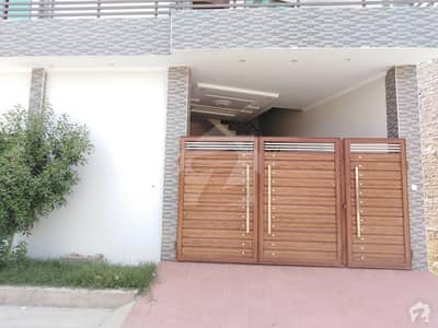 4 Marla Corner Double Storey House For Sale
