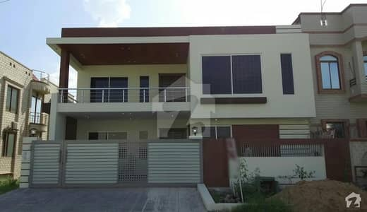 Brand New Gali Corner 2 Story Double Unit House For Sale In G-13/3 Islamabad