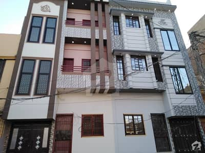160 Sq Yard Double Storey House Is Available For Sale