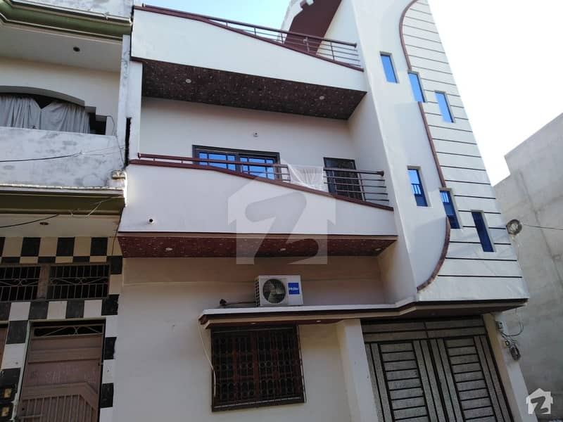 120 Sq Yard Double Storey House Is Available For Sale