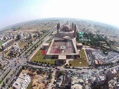 Plot No199 Ee Block Facing Park Bahira Town Lahore Available For Sale At Affordable Price