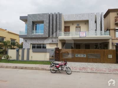 Bahria Town Rawalpindi One Kanal Corner House Is Available For Sale