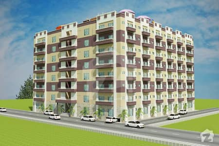 Apartment For Sale On Easy Installments Plans On Blessing Tower