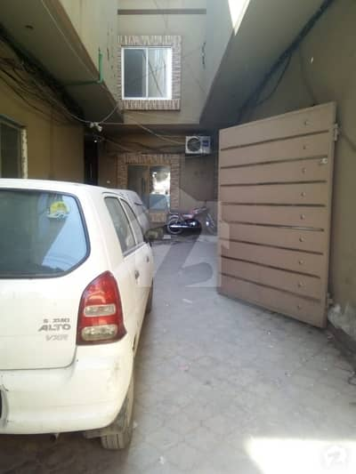 2 Marla 1st Floor Main Front Flat Available For Sale In Allama Iqbal Town