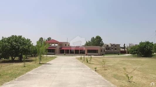 20 Kanal Farm House For Sale In Chak Shahzad