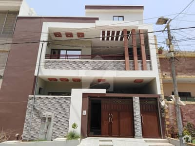 Brand New G+1st Floor House Is Available For Sale