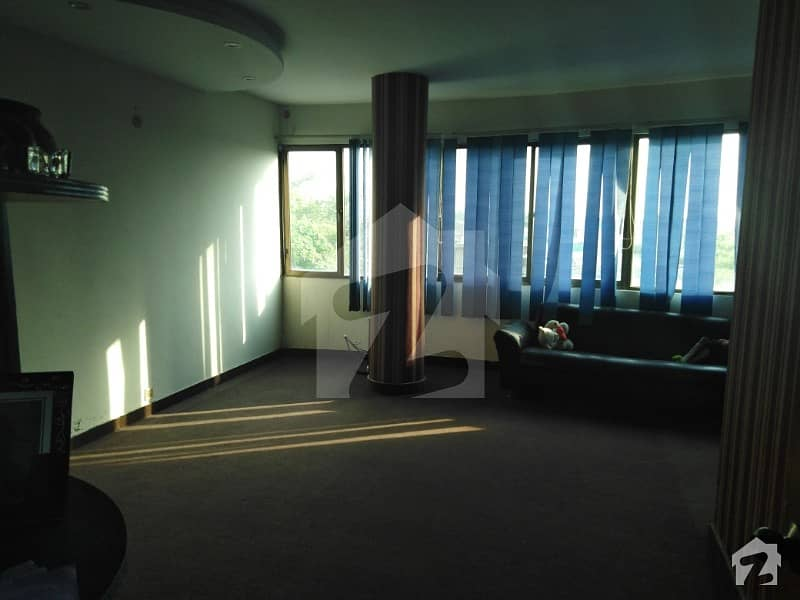 Main Boulevard Samanabad Flat For Sale