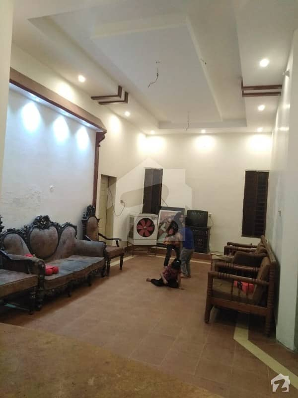 10 Marla Single Storey Corner House For Sale