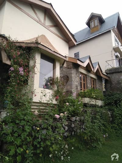 Cottage Is Available For Rent In Nathia Gali Galyat