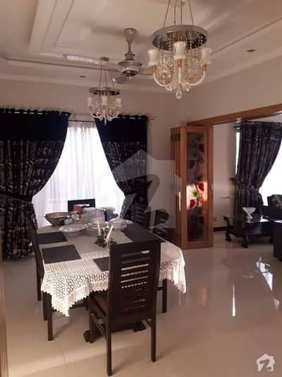 Furnished Flat Is Available For Rent