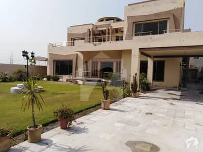25 Kanal House Available For Rent At Prime Location