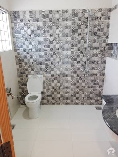 10 Marla Brand New Ground Portion For Rent In Overseas 5 Bahria Town Phase 8