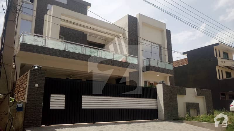 Double Storey House Is Available For Sale In Korang Town
