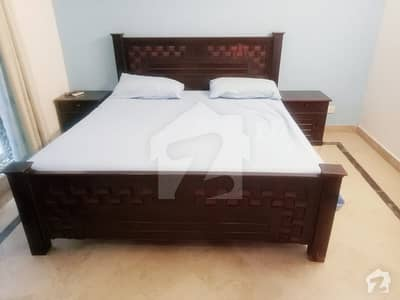 Neat  Clean Furnished 1 Bed Room At Reasonable Rent Available In Phase 3 Dha Lahore