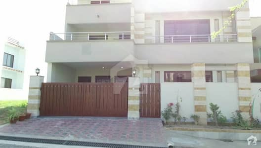 Brand New 3200 Square Feet House Is Available For Sale In Sector F Naval Encourage Islamabad
