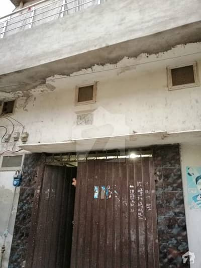 Double Storey House Is Available For Sale On Main Sargodha Road