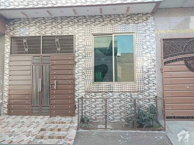 An Urgent Sale 3 Marla Brand New House For Sale