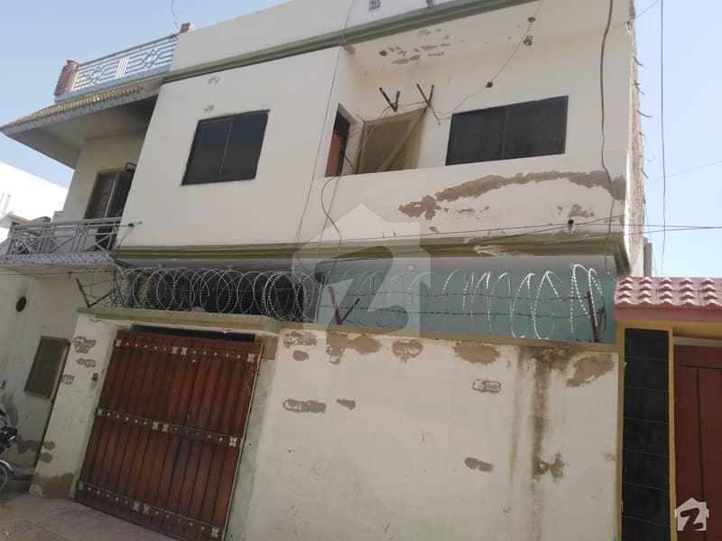 Al Wahid Society House For Sale 120 Sq Yard