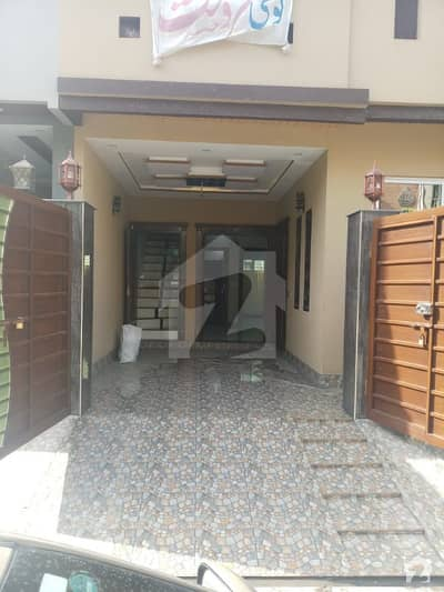 5 Marla Brand New House For Sale In Johar Town Phase 2
