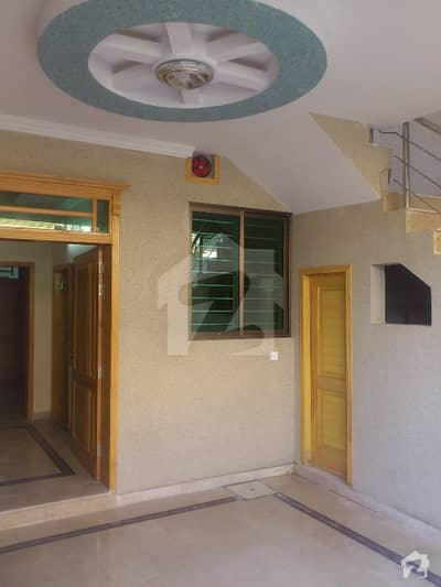Corner 10 Marla Double Storey House Available For Sale In Pwd Near Bahria Town Media Town