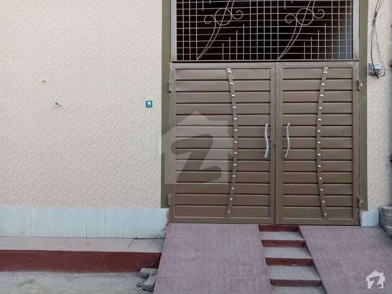 Double Story Beautiful House For Sale At Sabir Colony Okara