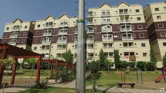Corner Top Floor Double Storey Apartment Park Face For Sale