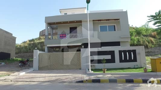 House Is Available For Sale in Bahria Town Phase 8 Overseas 2 Rawalpindi