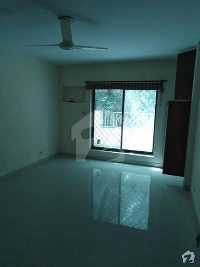 Rehman Garden 10 Marla Ground Floor Flat For Rent