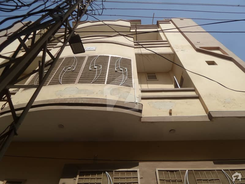 Triple Storey Beautiful House For Sale At Ilyas Park Okara