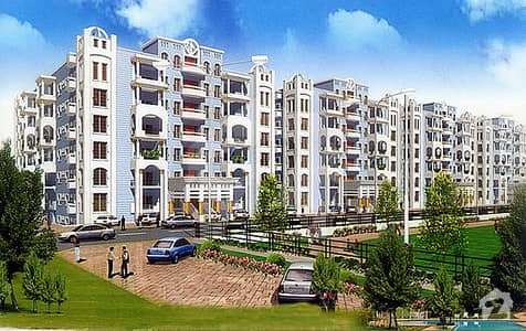 LUXURY APARTMENTS FOR SALE IN AIR AVENUES DHA PHASE 8 LAHORE