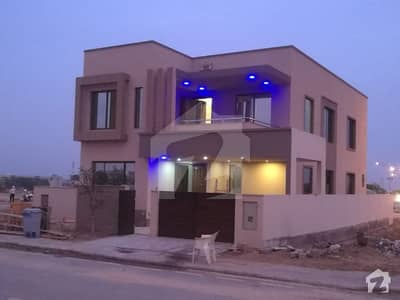 Luxurious Banglow In Bahria Town Karachi In Low Price With Extra Land