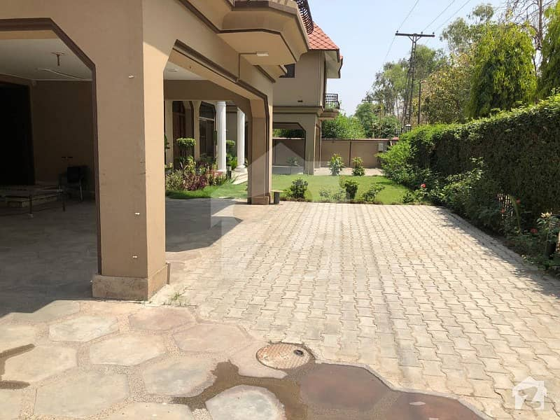 3 Kanal Facing Canal House For Rent In Canal View Housing Society Lahore