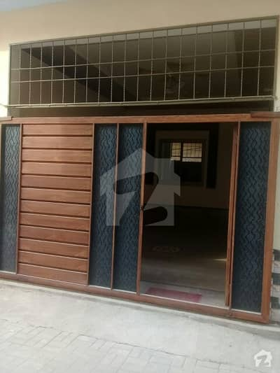 Capital Road Jinnah Town Portion For Rent