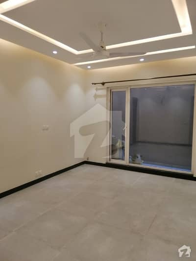 E 11 Grand  Brand New Villa Total Dubai Style Luxury House Lower Ground With 3 Beds D/D T. v Lounge Kitchen