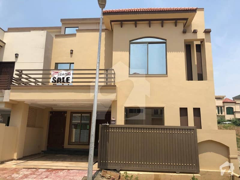 Brand New 7 Marla House For Sale Double Portion