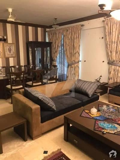F-11 50x90 upper portion 3 bed fully furnished