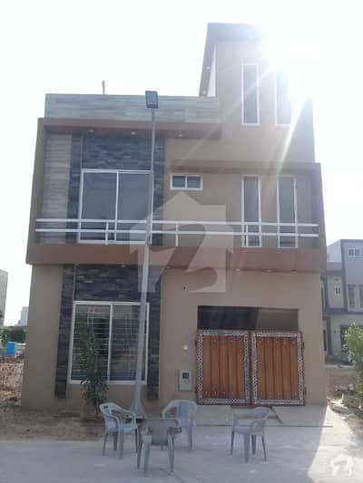 Low Budget 3 Marla Double Story House For Sale