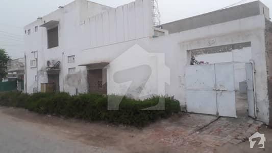 1B Rafi Qamar Road Satellite Town Bahawalpur 10 Marla Villa Is For Sale