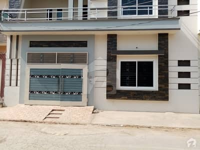 Fully Furnished Well-Built House Available On Good Location