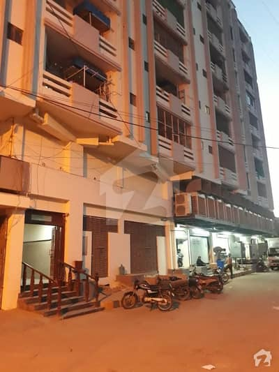 Very Well Maintained Apartment In Clifton Block 3 Near Dolmen Mall