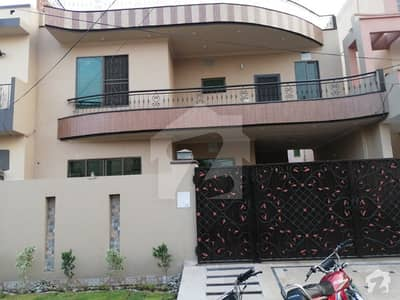 10 Marla Slightly Used House For Rent On 60 feet road Top Location Of K2 Block Wapda Town Lahore