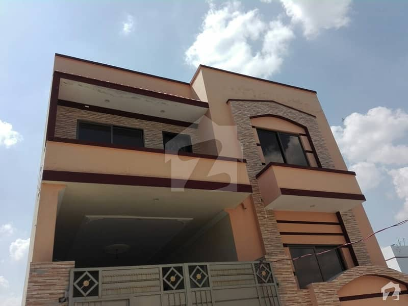 Well Build Double Storey House Available On Good Location