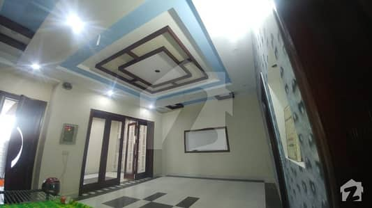 06 Marla Brand New Lower Portion Is For Rent In Architect Housing Society Lahore F Block