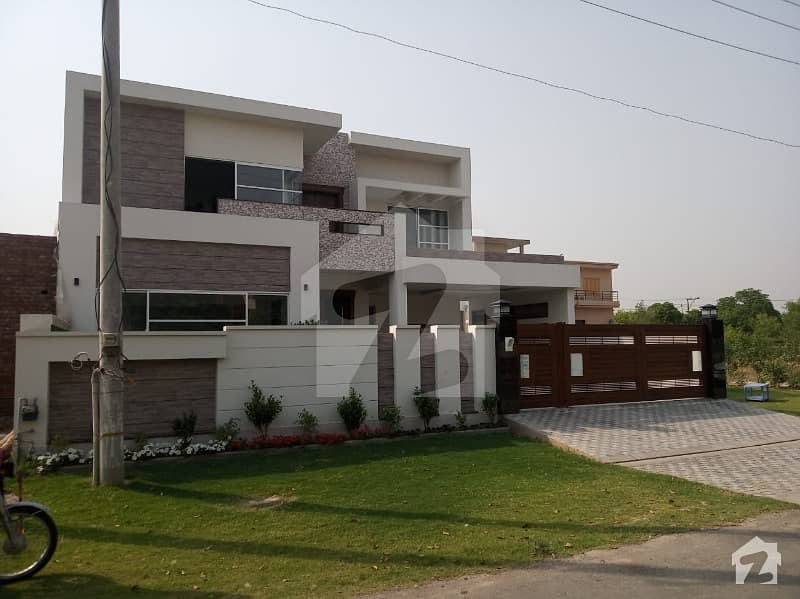 Brand New 20 Marla Double Storey House For Sale In Wapda City Block G